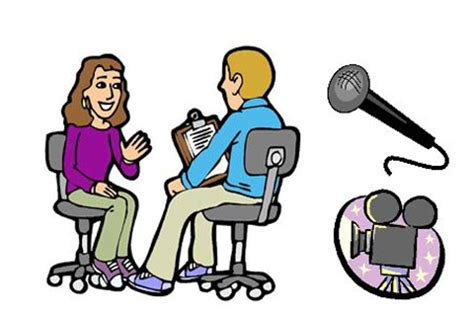 How to write up an interview for a reporter